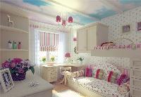 Một số bí quyết trang trí nội thất phòng ngủ đáng yêu dành cho bé gái