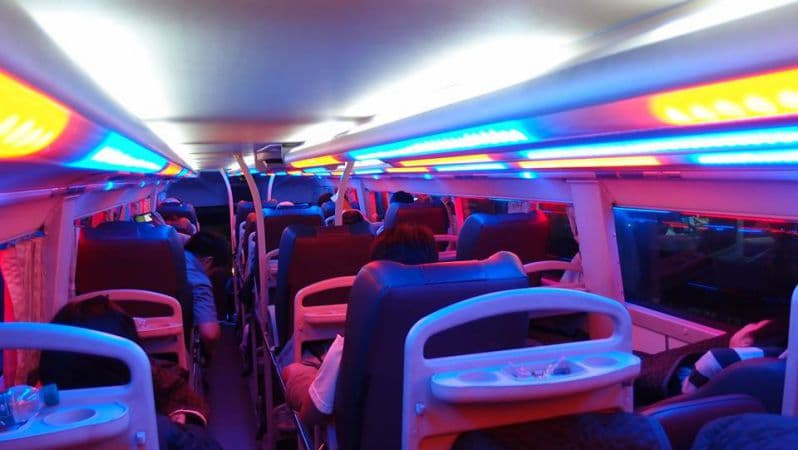 Nhà xe Thành Bưởi Tổng đài đặt vé, sơ đồ ghế trên xe
