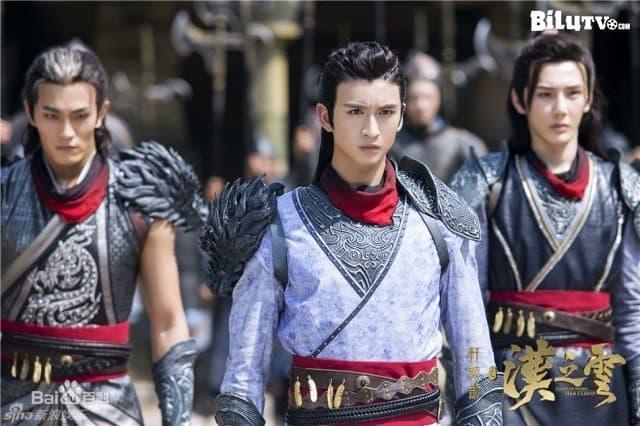 Những bộ phim kiếm hiệp Trung Quốc hay nhất