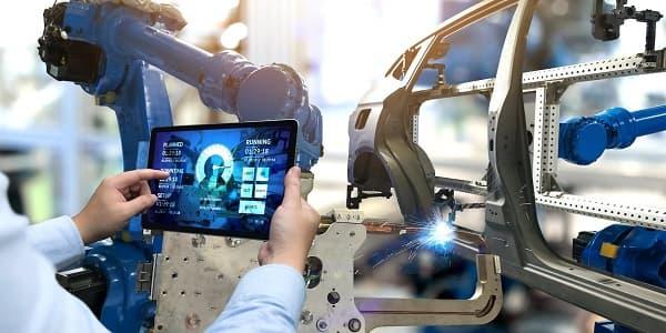 Giải pháp phần mềm cho ngành sản xuất và vật liệu xây dựng