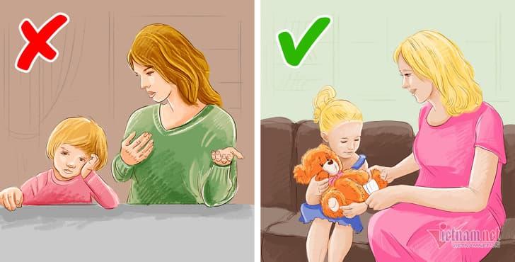 9 điều cha mẹ cần