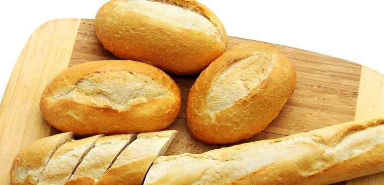 Cách làm bánh mì cực dễ tại nhà