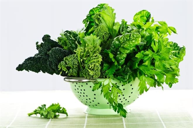 Thực phẩm giúp giải độc, làm sạch cơ thể