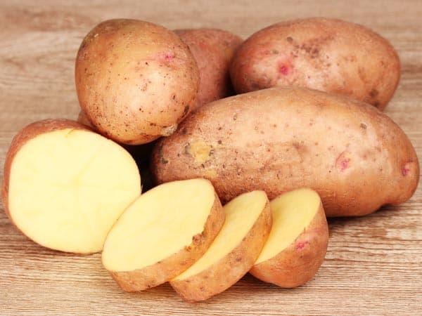 cách trị nám bằng khoai tây