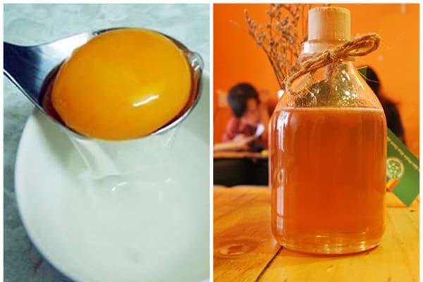Cách làm trắng da mặt cấp tốc tại nhà với trứng gà