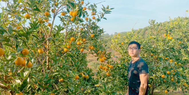 Chàng trai tốt nghiệp trường tốp, bỏ thành phố về quê làm nông
