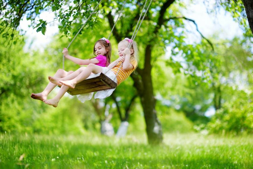 Gia đình dấu yêu Cùng con sống xanh