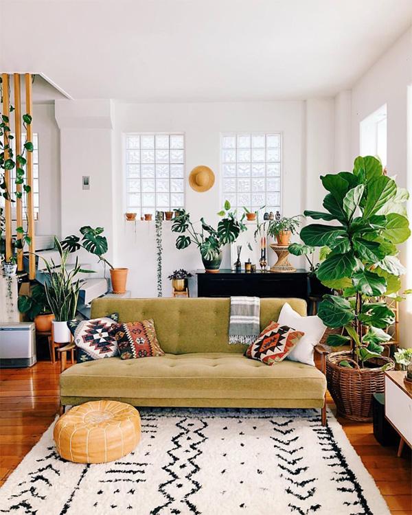 Nên bố trí không gian phòng khách bao nhiêu mét vuông là vừa