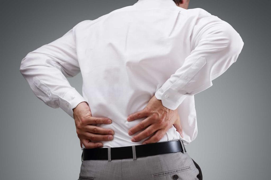 Tuổi tác là yếu tố có thể làm tăng nguy cơ đau lưng