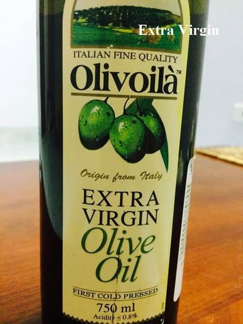 Lưu ý khi tắm trắng da bằng dầu oliu