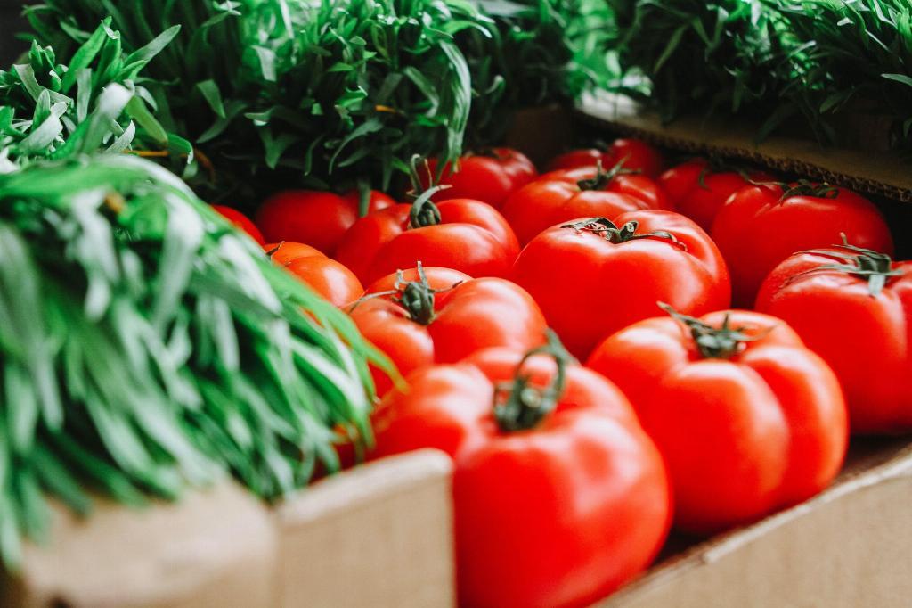 Cà chua là thực phẩm ngăn ngừa lão hóa