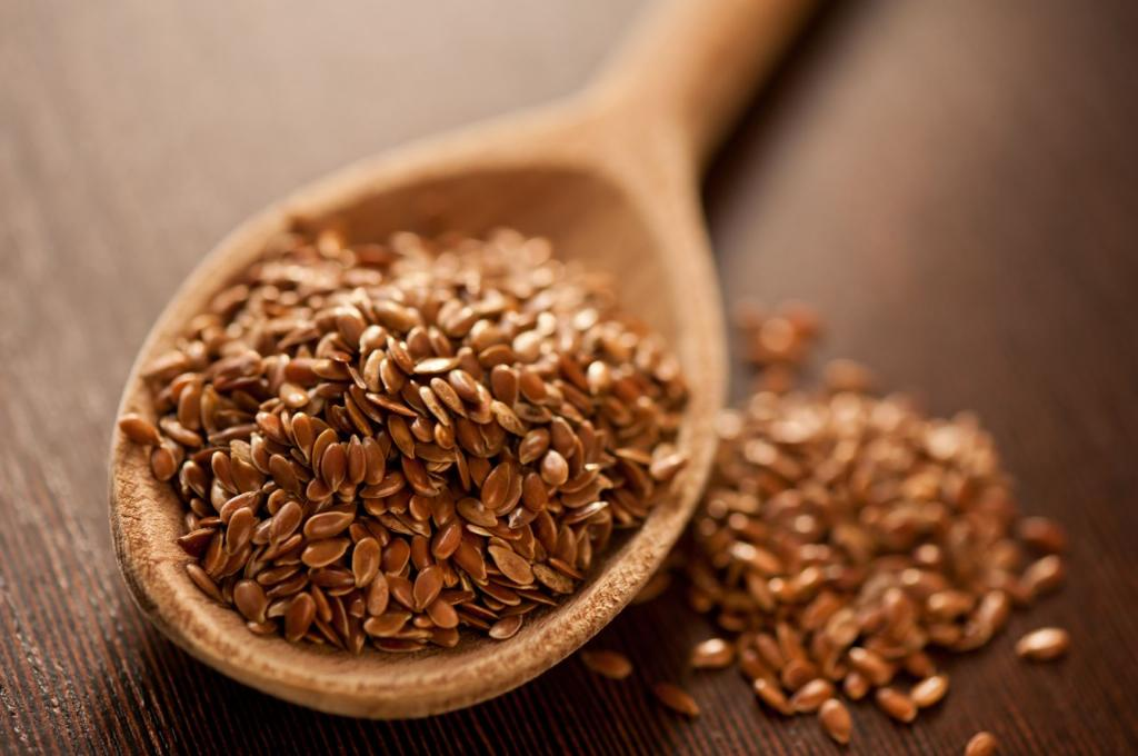 Hạt lanh là thực phẩm ngăn ngừa lão hóa