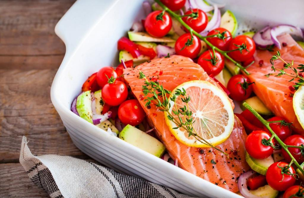Cá hồi là thực phẩm ngăn ngừa lão hóa