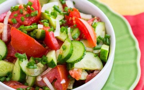 Ăn cà chua để giảm cân