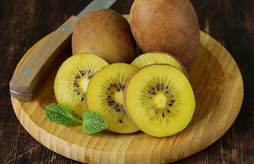 Kiwi hỗ trợ giảm cân