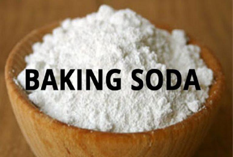 Cách chăm sóc da mặt trắng mịn đúng cách với baking soda