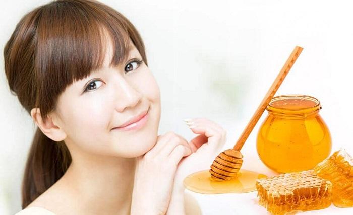 Cách chăm sóc da mặt trắng mịn với mật ong hiệu quả