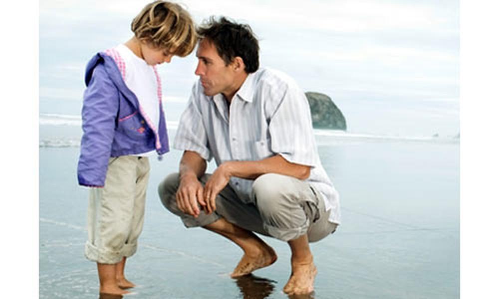 Bài học sâu sắc từ cuộc trò chuyện của hai cha con