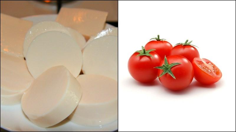 Đậu hũ non sốt cà chua thơm ngon