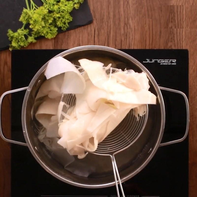 Cách naus cá măng chua