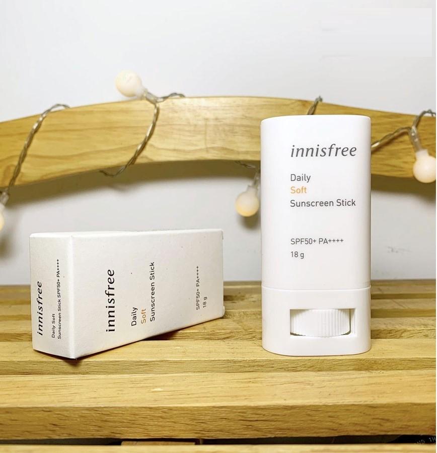 Innisfree Daily Soft Sunscreen Stick
