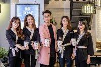 Chàng trai  khởi nghiệp thành công với thương hiệu trà sữa goky