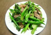 Thịt bò xào với rau gì thì ngon, Những công thức xào thịt bò ngon, nhanh,đầy đủ dinh dưỡng