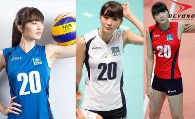 Những nữ VĐV bóng chuyền xinh đẹp nhất châu Á