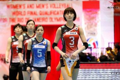Saori Kimura - ngọc nữ của bóng chuyền Nhật Bản
