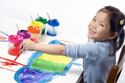 Những phương pháp đánh thức, phát huy khả năng sáng tạo cho bé
