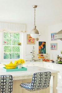 Những ý tưởng giúp trang trí ngôi nhà đón mùa hè oi bức
