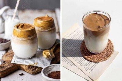 Cách làm cà phê bọt biển