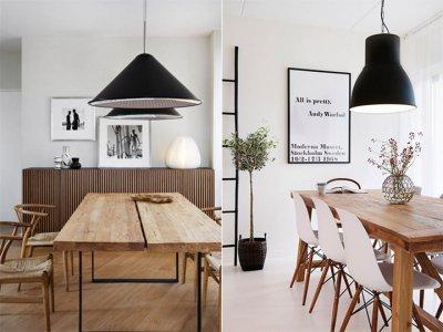Nguyên tắc lựa chọn và bố trí vật dụng nội thất phòng ăn