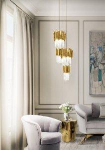 Cách lựa chọn đèn trần trang trí phòng khách đẹp và phù hợp Đăng bởi