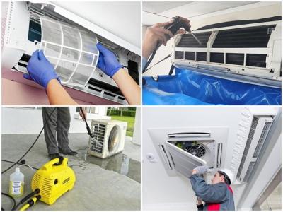 Cách vệ sinh máy lạnh tại nhà theo quy trình chuẩn
