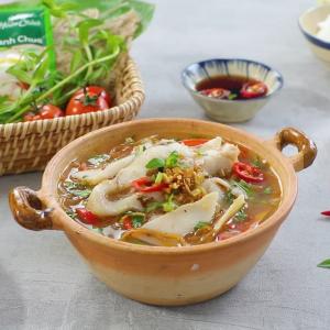 Cách nấu canh măng chua ca diêu hồng ,thanh mát,dễ nấu